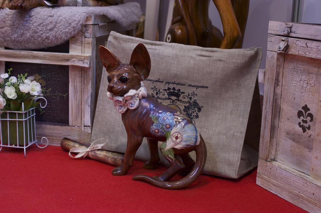 Фигурки собак — модно, стильно и точно дорого.