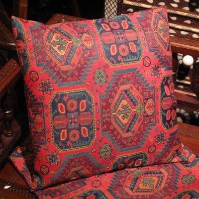 Текстиль для кухни в марокканском стиле