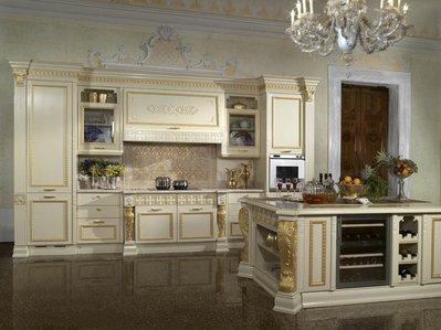 """""""Остров""""- яркий и, бесспорно, эффектный элемент в оформлении стильной кухни."""