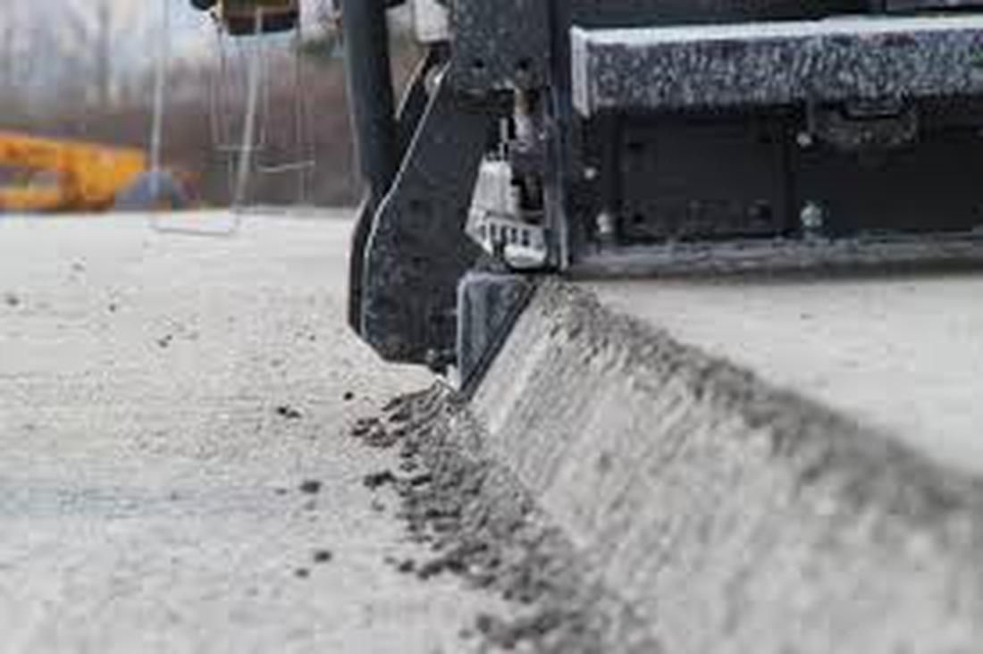 Дороги из жёстких бетонных смесей