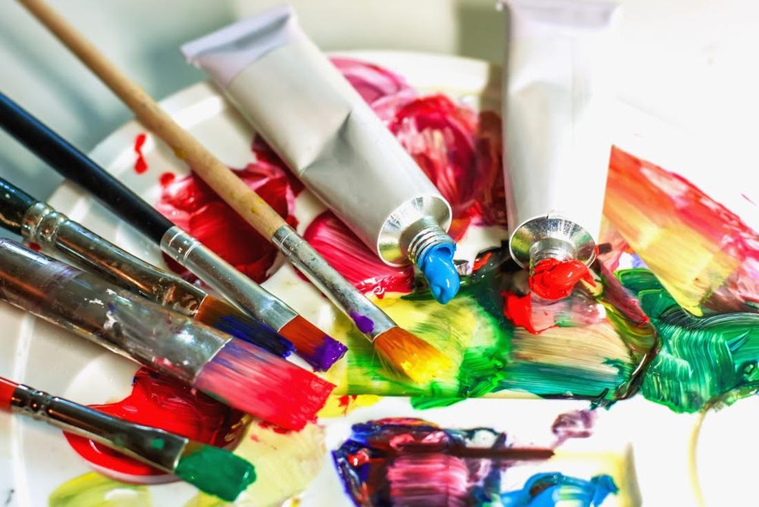 Краски для тканей