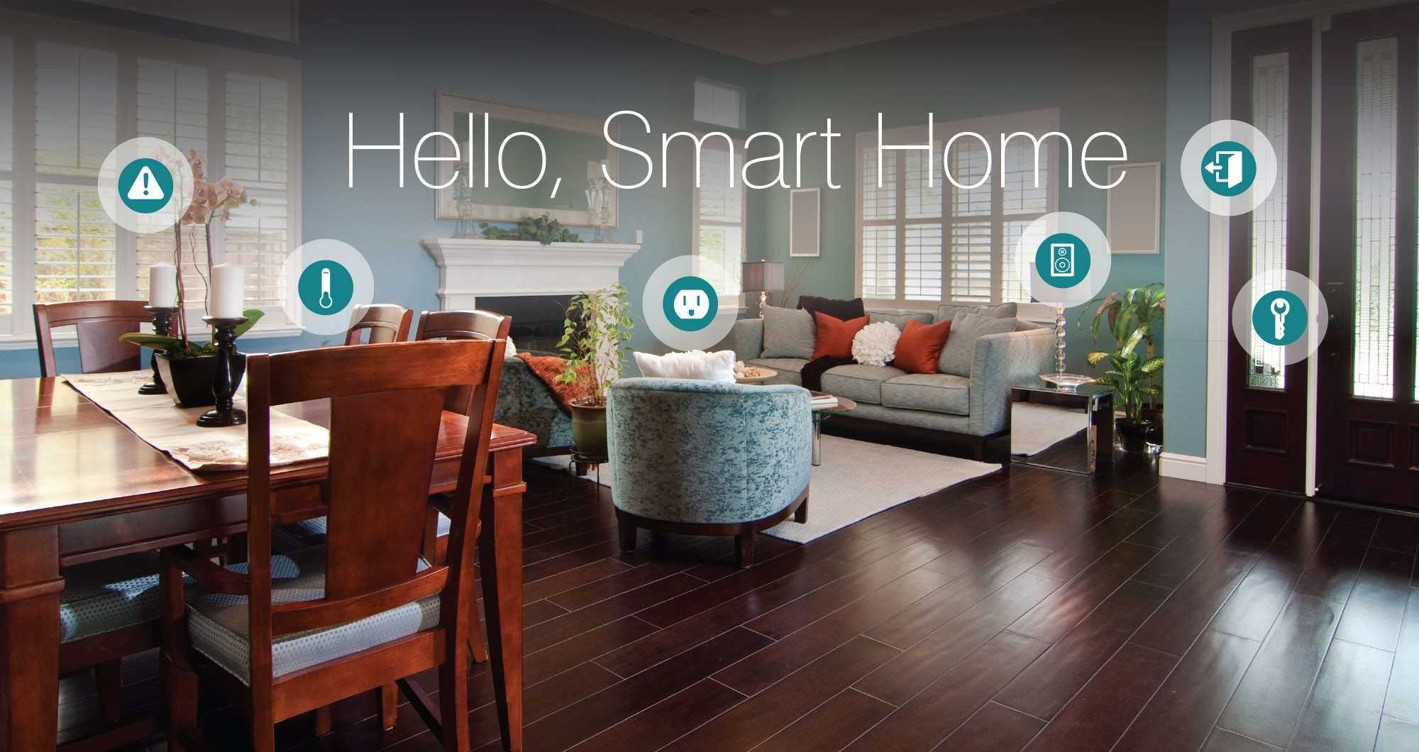 smart homes tries to address information Internet of things in smart homes  all it requires is remote ip access so you're thermostat will have an ip address  but someone tries to ring your doorbell and they think that no one's home.